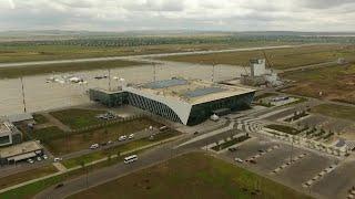 """Аэропорт """"Гагарин"""" в Саратове почти готов и скоро примет свой первый рейс."""