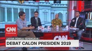 Panas! Visi Misi Jokowi Prabowo di Mata Rocky Gerung & Nusron Wahid