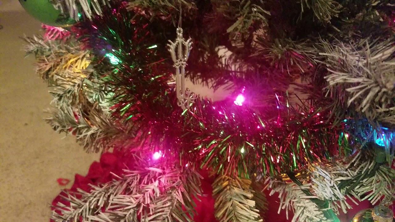 Kingdom Hearts Christmas.My Keyblade Christmas Tree Kingdom Hearts