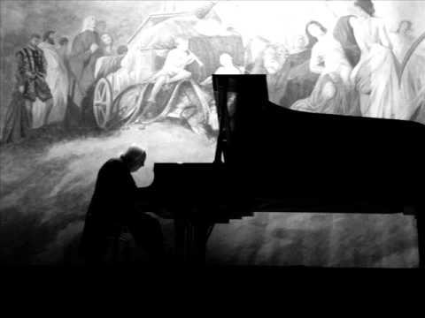 Grigory Sokolov plays Rachmaninoff Piano Concerto no. 3 - live 1998