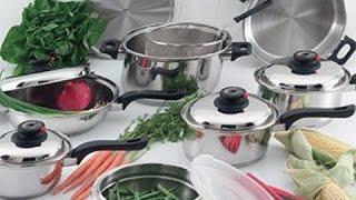 ادوات المطبخ  و أواني الطبخ  لكل عروسة و ربة منزل