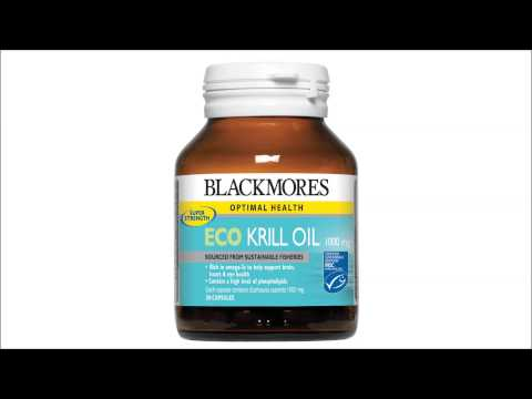 Blackmores Eco Krill Oil Radio Message