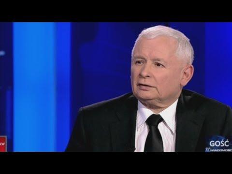 Jarosław Kaczyński MOCNO o Marszu Niepodległości !