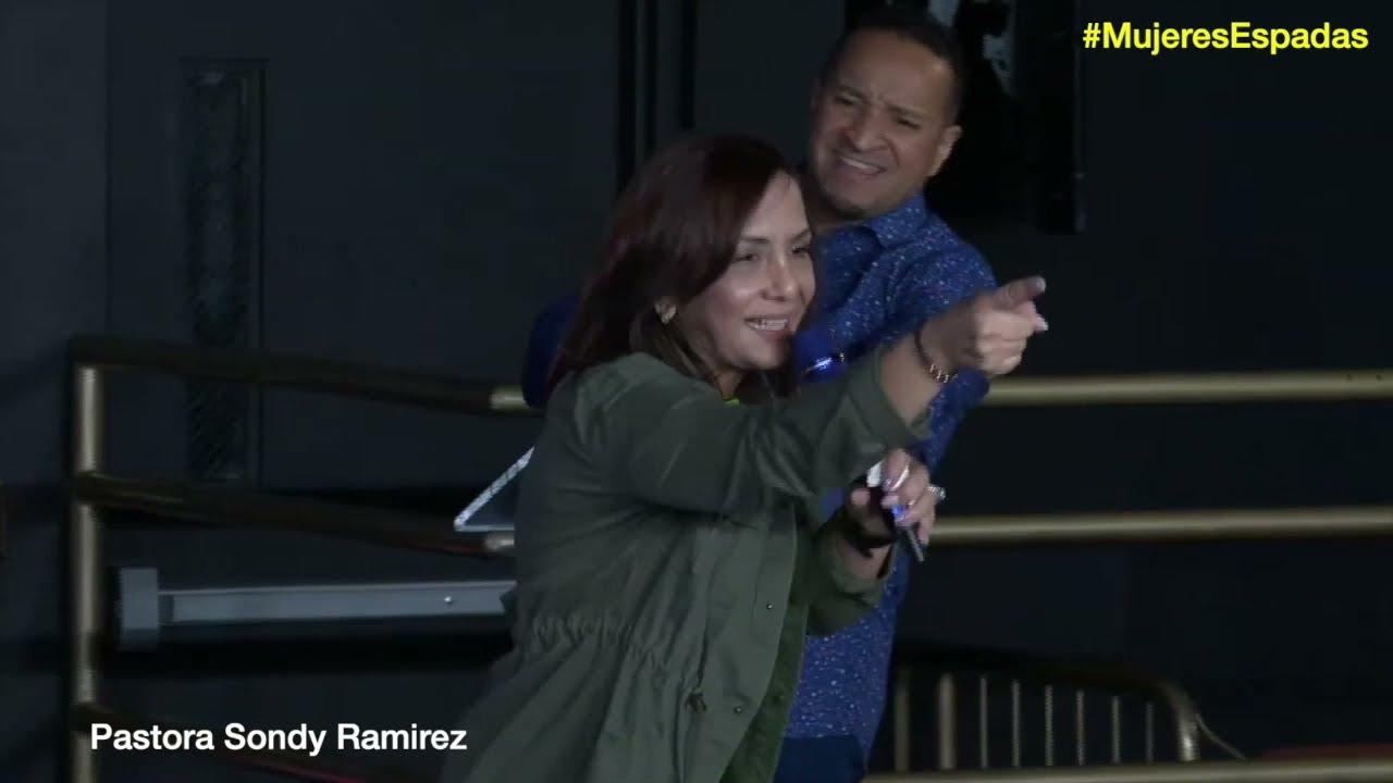 VENCIENDO LAS TINIEBLAS | PASTORA SONDY RAMIREZ | MUJERES ESPADAS