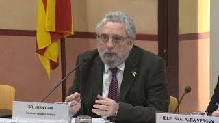 Cataluña asegura cuadro clínico de afectado por coronavirus es leve