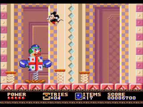 Mickey Mouse - Castle of illusion - Full Game (1 of 2) |