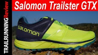 Salomon Trailster GTX Review