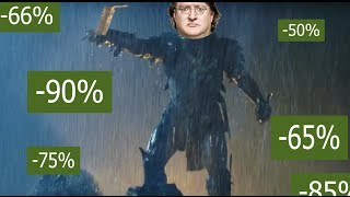 Lord of the Sales: The Battle of Walletsdeep