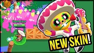 Buying NEW Serenade Poco Skin + TOP Ladder Brawl Ball Gameplay!