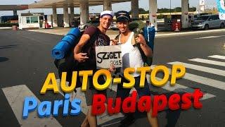 Défi 14 : Paris-Budapest en auto-stop pour aller au Sziget