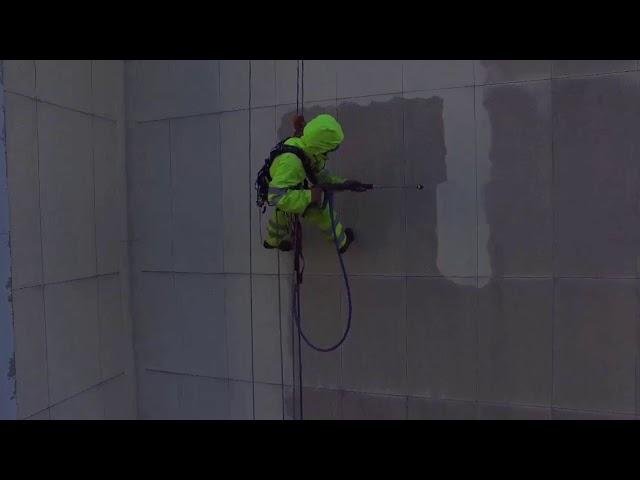 P&A Climb Fasadtvätt