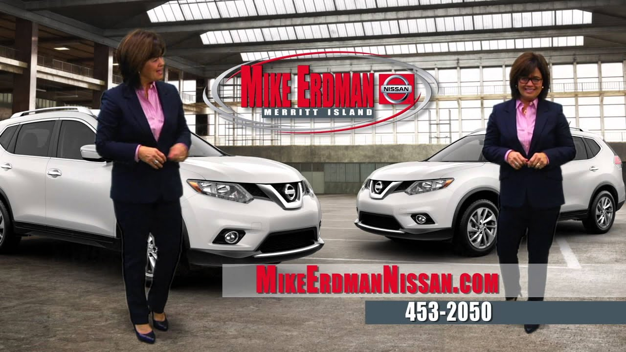 Mike Erdman Nissan >> Mike Erdman Nissan Why Buy Another Rouge - YouTube