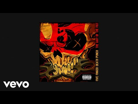 Five Finger Death Punch - Ashes (Official Audio)