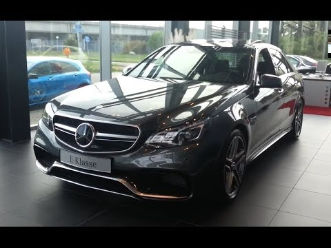 Mercedes Benz E63 Amg S 2016 In Depth Review Interior Exterior