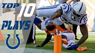 Colts Top 10 Plays of 2016 | NFL