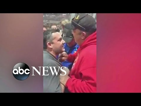 NASCARs Tony Stewart Confronts Apparent Heckler