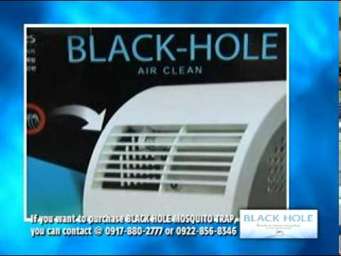 Black Hole Mosquito Trap/ ABS-CBN Generation RX