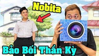 Chế Tạo Máy Ảnh Tạo Mốt Thần Kỳ Của Doraemon - Thạc Đức Vlog