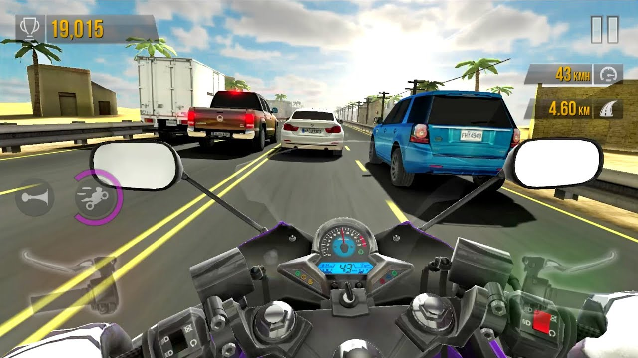 Traffic Rider 8 Android Ios Gameplay Youtube