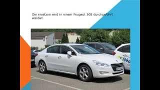 Peugeot 508 Innenraumfilter Pollenfilter wechseln