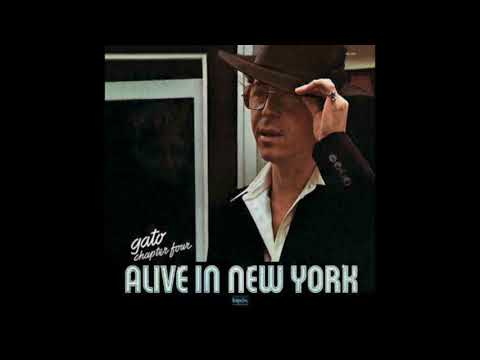Gato Barbieri – Chapter Four: Alive in New York (1975)