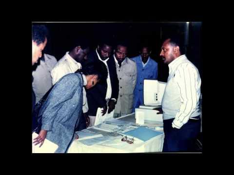 Ethiopia Radio Interview -1988