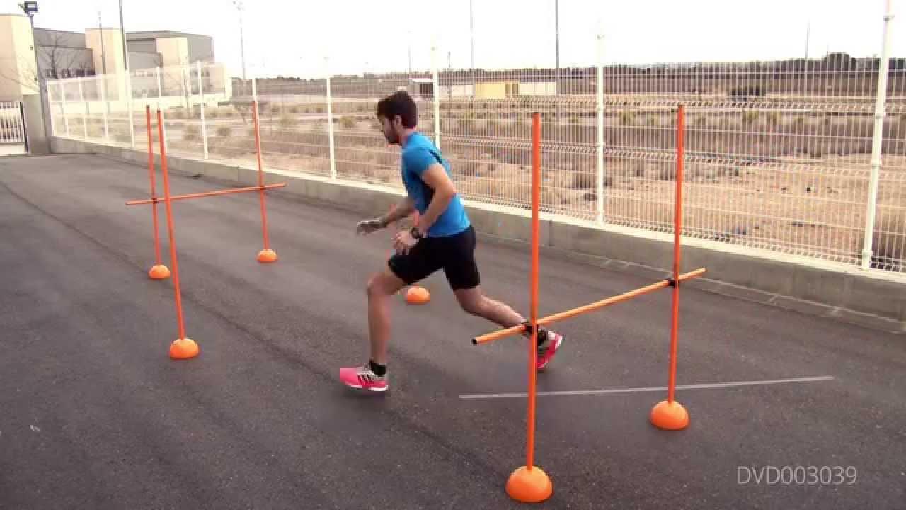 Circuito Cnp : Circuito de agilidad básico pruebas físicas policía