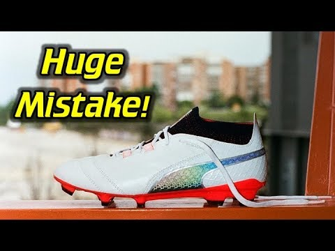 7bf5411fc66 Here s Why The Puma One is a Big Mistake! - YouTube