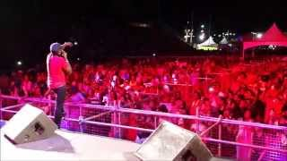 "Tarrus Riley ""My Day"" Trinidad July 12, 2014 =- Forever Summer Concert"