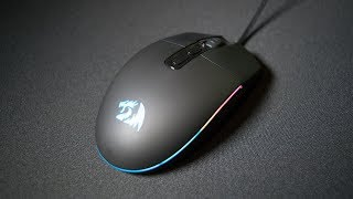 Redragon M719 Gaming Mouse Review