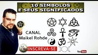 Maikel Rohde fala sobre 10 Símbolos Místicos e seus significados.