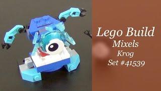 Let's Build - LEGO Mixels Krog Set #41539