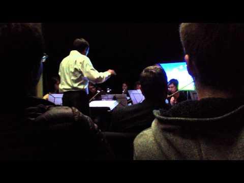 Edinburgh Film Music Orchestra - A Splash of Colour from Flower