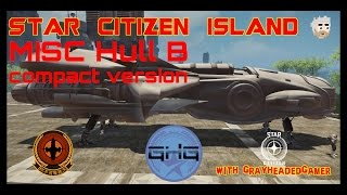 Star Citizen Island - Hull B retracted and finding the correct size for a SCU