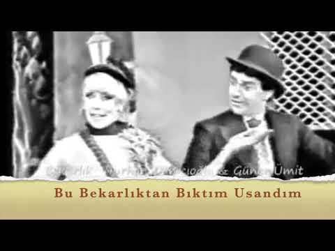 Bu Bekarlıktan Bıktım Usandım - Nurhan Damcıoğlu & Güner Ümit
