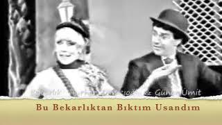 Bu Bekarlıktan Bıktım Usandım - Nurhan Damcıoğlu & Güner Ümit düet