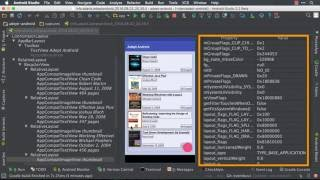 Android Studio Tip: Using the Layout Inspector