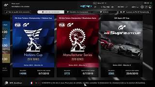 LIVE GT SPORT FIA 15 06 19 NATION Part 2