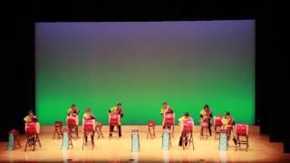 Haebaru Taiko Drum Performance