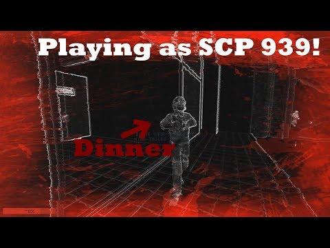 SCP: Secret Laboratory - I AM 939 (939 gameplay)