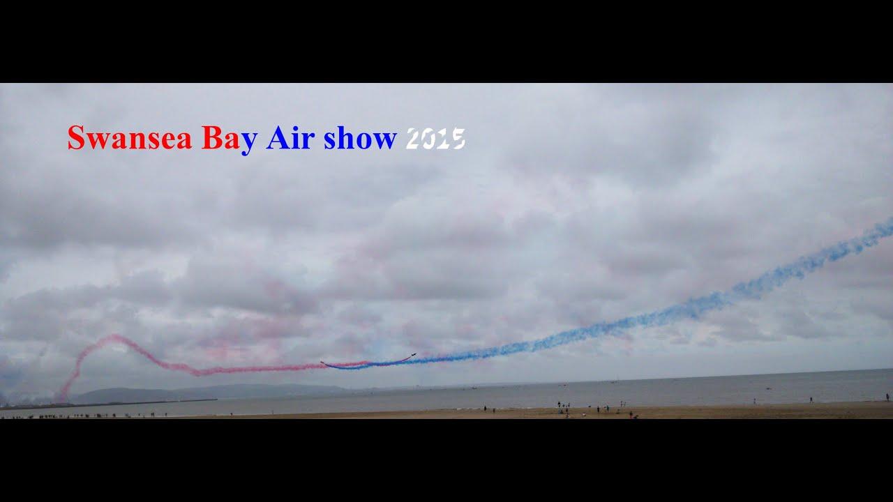 Swansea air show 2015 youtube for Air show 2015