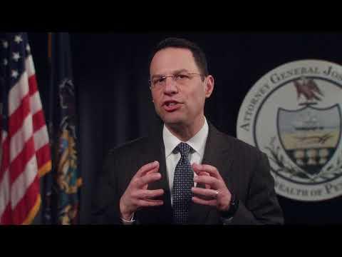 PA Attorney General Josh Shapiro Presentation at DARA Forum