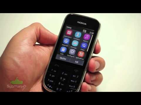 Celular Nokia Asha 202, Desbloqueado - Submarino.com.br