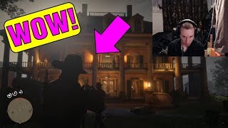 THIS MISSION WAS SO AWESOME! Attacking the BRAITHWAITE MANOR! Red Dead Redemption 2