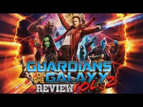 "Review | Фильм ""Стражи Галактики: Часть 2/Guardians of the Galaxy: Vol. 2"""