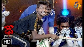 Somesh Performance | Dhee Champions | 9th October 2019 | ETV Telugu