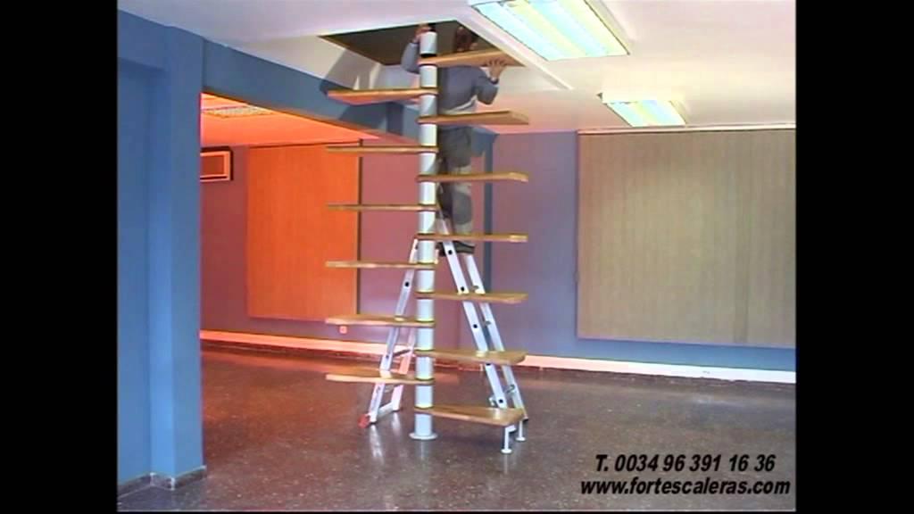 Escalera de caracol masi - La escalera de caracol ...
