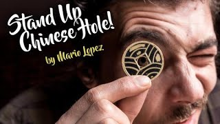 Stand Up Chinese Hole by Mario Lopez