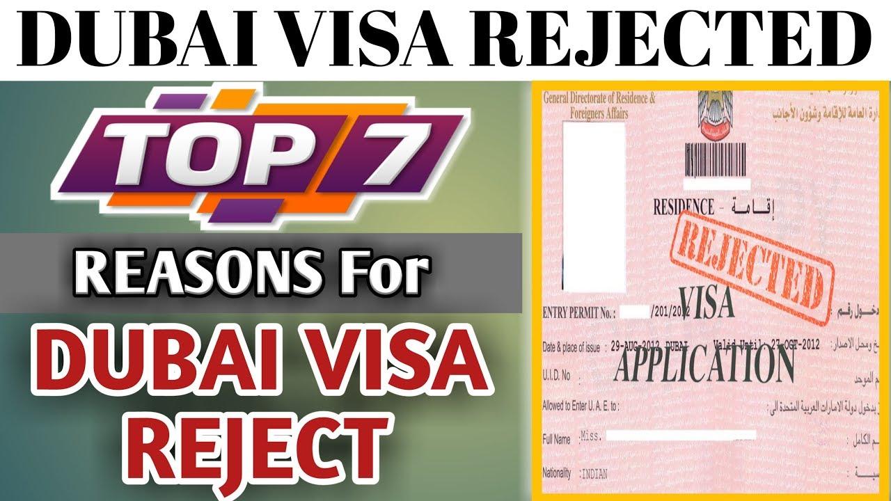 Umrah Banner: Dubai Visa Rejected ! 7 Reasons Why UAE Visa Application
