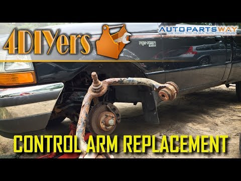 DIY: Ford Ranger 2wd Upper Control Arm Replacement